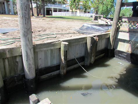 boat wraps monroe la piling repair dock building dock repair piling wraps