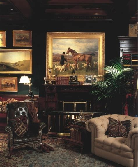 ralph lauren home decorating eye for design equestrian chic interiors