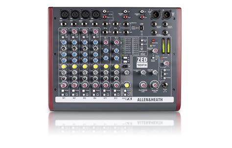 Mixer Allen Heath Zed 10fx turramurra mixers p a allen heath zed 10fx