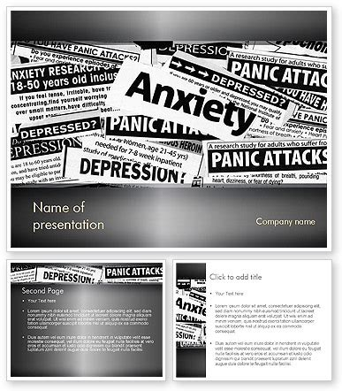 Mental Health Powerpoint Template Backgrounds 11367 Poweredtemplate Com Psychiatric Powerpoint Template