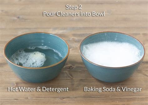 clean sink with baking soda and vinegar why you should never use baking soda and vinegar to clean