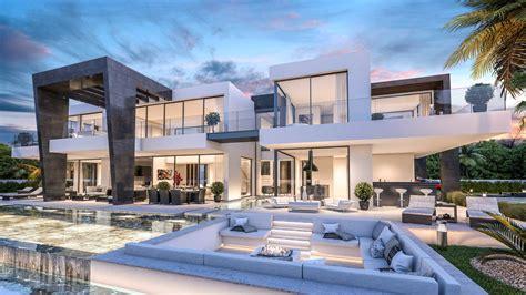 Vilia Top modern villa for sale in bel air estepona malaga costa