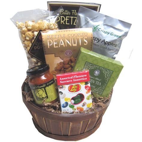 heart healthy gift baskets ontario canada