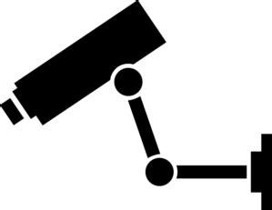 security camera clip art at clker.com vector clip art