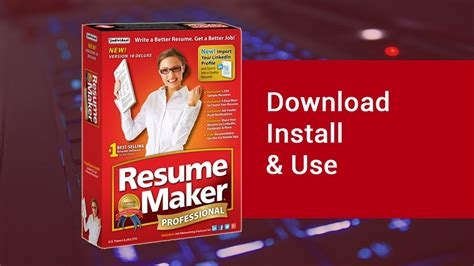 Resume Maker Professional Deluxe 17 Free Resume Maker Professional 17 Deluxe Install Use Tutorial By Techyv