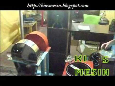 Mesin Perajang Singkong Kentang Bawang Tanpa Dinamo industri mesin usaha kecil menengah flv doovi