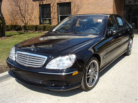 mercedes s class 2003 2003 mercedes s class information and photos
