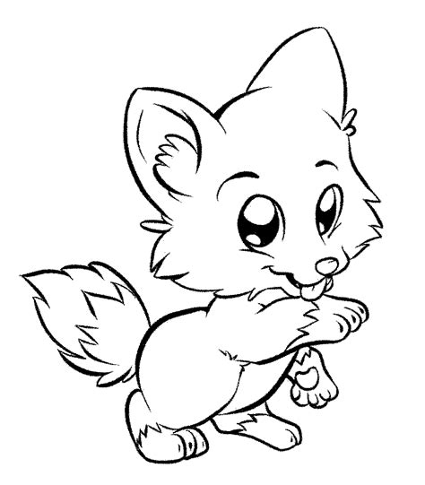 coloring page of a fox face fox face outline coloring coloring pages