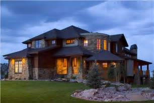 house plans colorado get in tune with nature in a mountain style home
