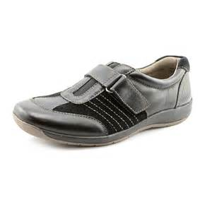 naturalizer blair women leather black sneakers athletic
