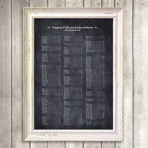 diy chalkboard table seating chart diy faux chalkboard seating chart weddingbee