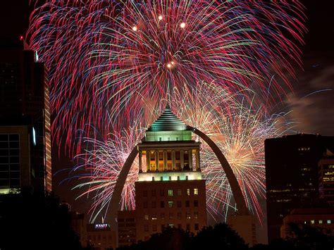 st louis mo fireworks 4th of july fireworks throughout usa guruescape