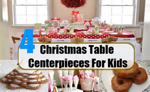 christmas table centerpieces for kids easy christmas