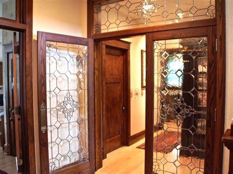 Beautiful Bevels Leaded Glass Door Inserts Sans Soucie Beautiful Glass Doors