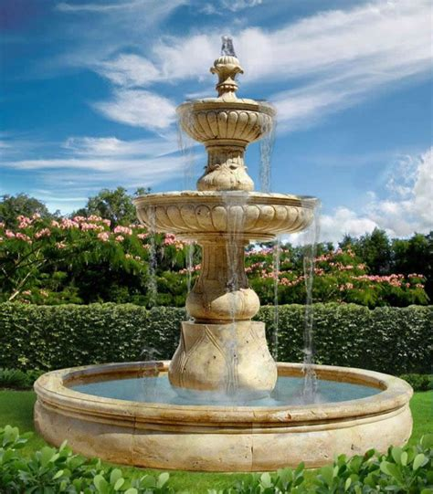 Outdoor Decor Garden Fountains Amazing Fountains For Your Home Garden Home Decor Ideas