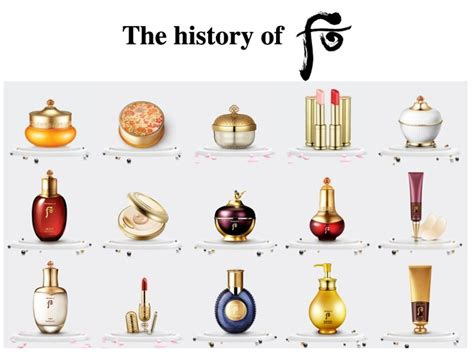 The History Of Whoo Cosmetic Wholesale From Amicell