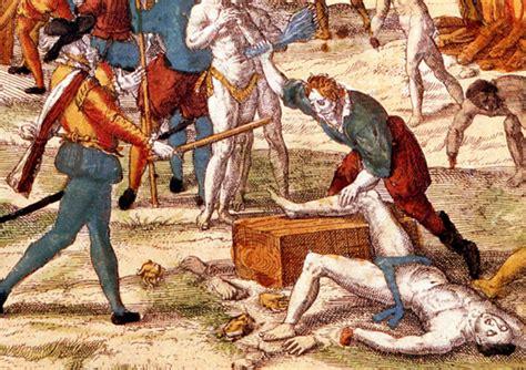 libro la conquista de la historia ejecuciones mutilaciones violaciones as 237 fue la conquista de am 233 rica noticias de