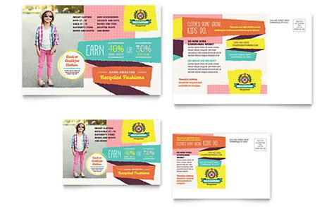 template indesign postcard postcard templates indesign illustrator publisher word