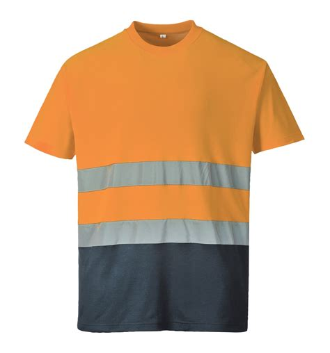 comfort shirts two tone cotton comfort t shirt