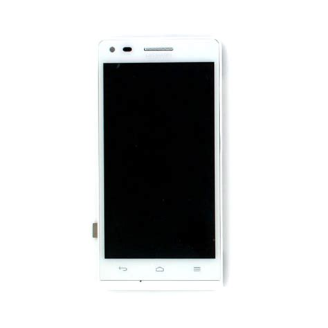 Hp Huawei G6 complete screen white lcd touch screen frame