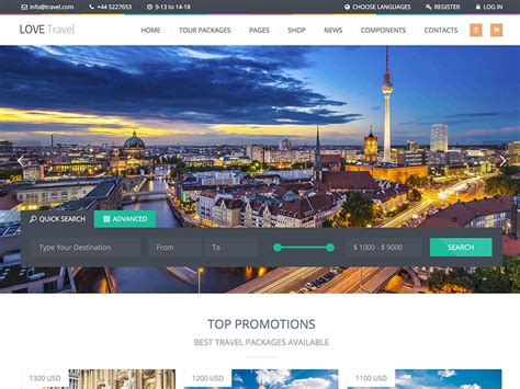 travel theme 45 best travel themes for blogs agencies and
