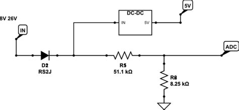 what is diode compensation microcontroller compensation of forward voltage drop of a diode software electrical