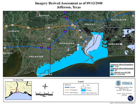 fema flood maps texas disaster relief operation map archives