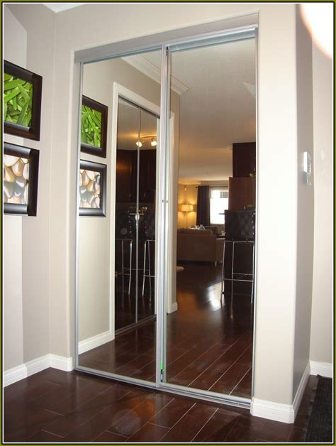 Mirror Closet Sliding Doors Home Depot by Home Depot Sliding Closet Doors Www Imgkid The