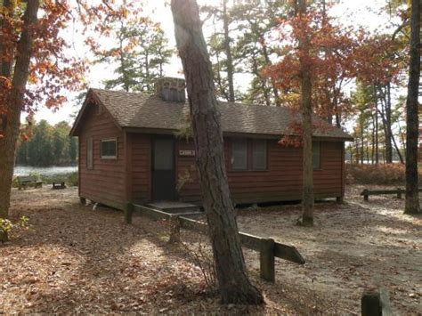Cgrounds In New Jersey With Cabins by Cing At Bass River State Forest Nj