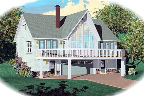 house plans for sloping house plans home designs