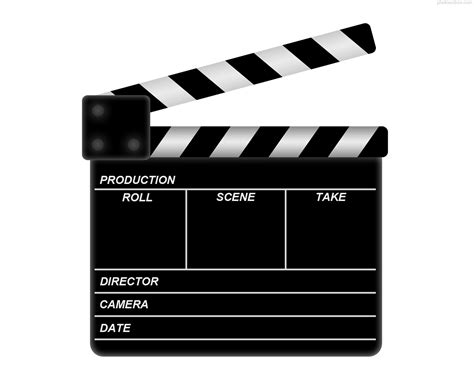 movie clapboard template clipart best