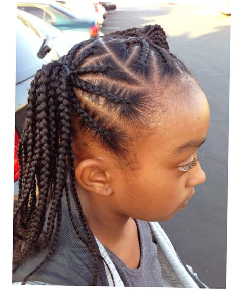 Hairstyles For Black Children by American Hairstyles 2016 Ellecrafts