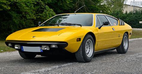 Lamborghini Urraco Wikiwand