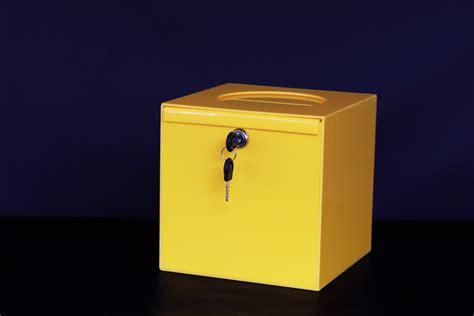Lucky Draw Box Design