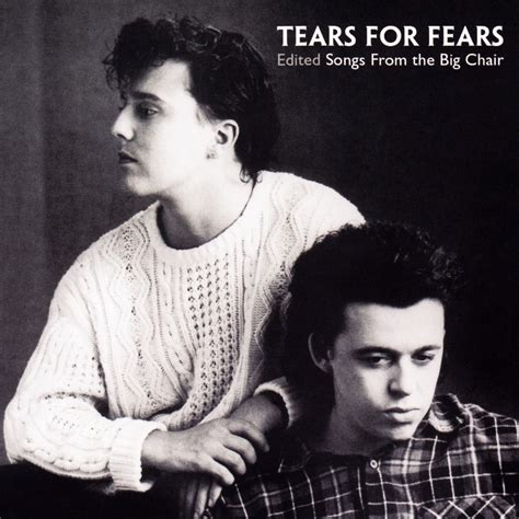 Songs From The Big Chair by Tears For Fears Fanart Fanart Tv