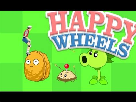 happy wheels zombies full version happy wheels plants vs zombies 3 part 529 youtube