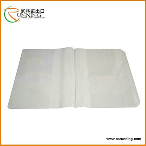 Sul Plastik Per Buku surat ukuran pvc sul buku plastik sul buku id produk 60484016892 alibaba