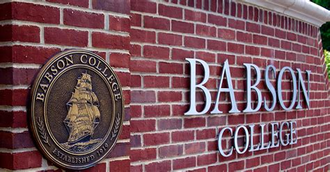 Babson Part Time Mba Ranking by Money Magazine Best Colleges Ranking 2017 Babson College