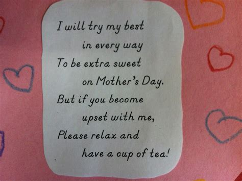 20 adorable mothers day poems unique viral