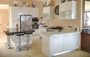 Kitchens With Concrete Countertops - d i y modern and farm style kitchen renovations cape town do it yourself kitchens in cape town