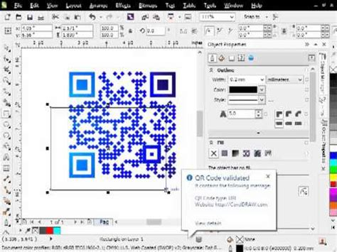 Corel Draw X6 Qr Codes | new in coreldraw 174 graphics suite x6 3 inserting and