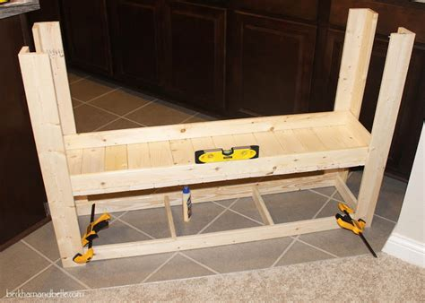 Diy Entryway Table by Diy Wooden Console Entryway Table Shelterness