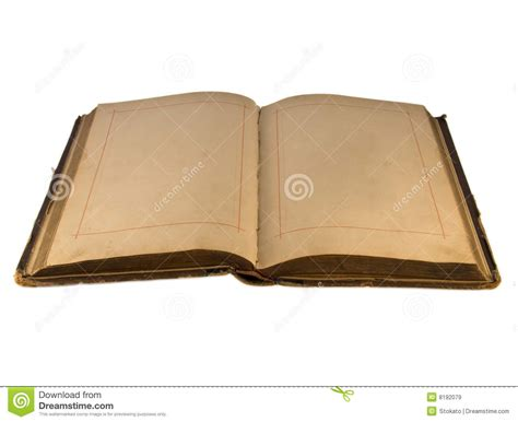 nothing in particular a coloring journal books the open book with empty pages stock image image