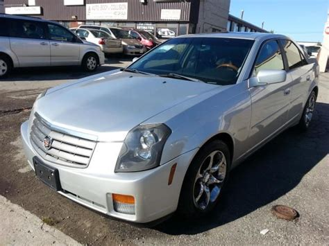 2003 Cadillac Rims by Vehicle Details