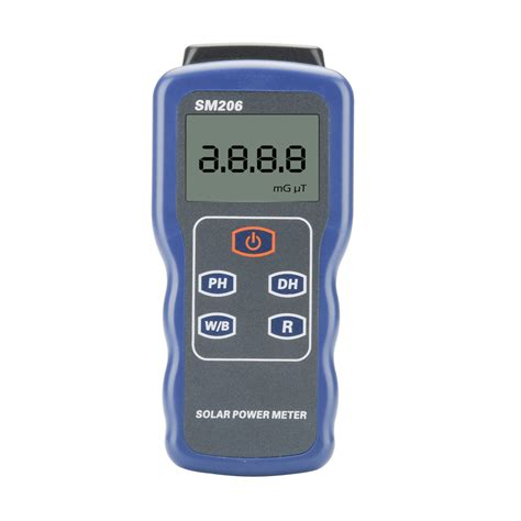 Light Intensity Meter other electronics digital light intensity meter btu