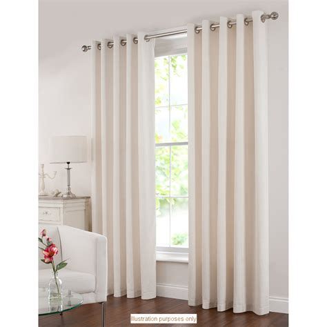 b m curtains b m jessica plain chenille fully lined curtain 90 x 90