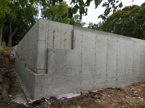 regency hillcrest poured concrete foundation walls