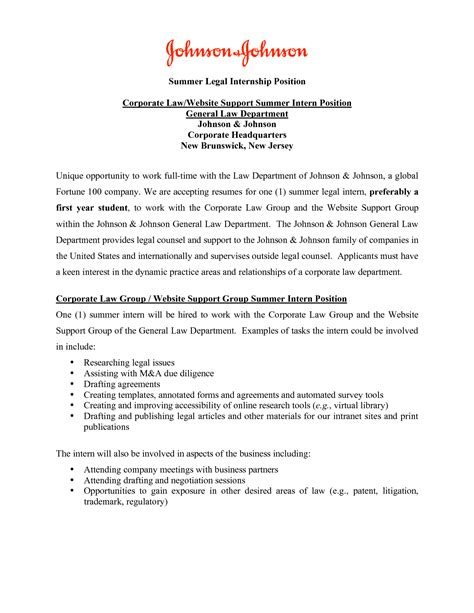 summer intern cover letter effective summer internship resume sle featuring