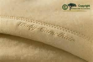 decke 150x220 edle wolldecke baby kamelhaar ritter farbe creme