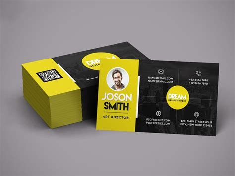 Visiting Card Design Template Psd by 100 Free Business Cards Psd 187 The Best Of Free Business Cards